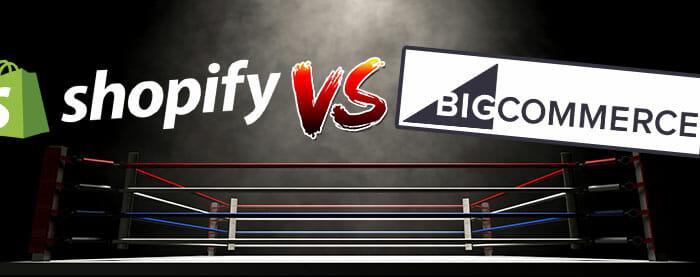 Shopify VS BigCommerce Comparison