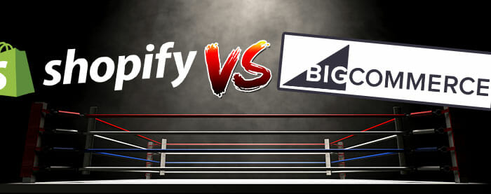 Shopify VS BigCommerce – Comparison Review (2017)