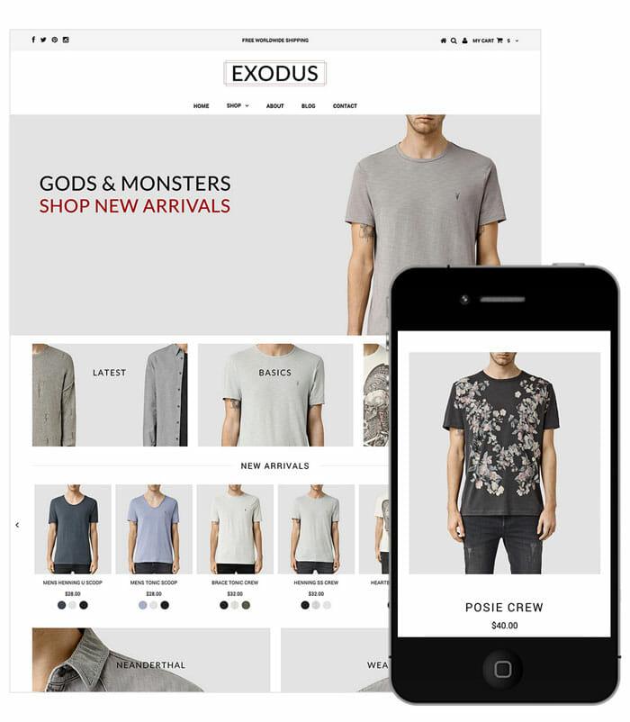 Shopify Example Theme